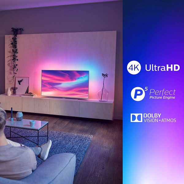 Philips Ambilight TV 3