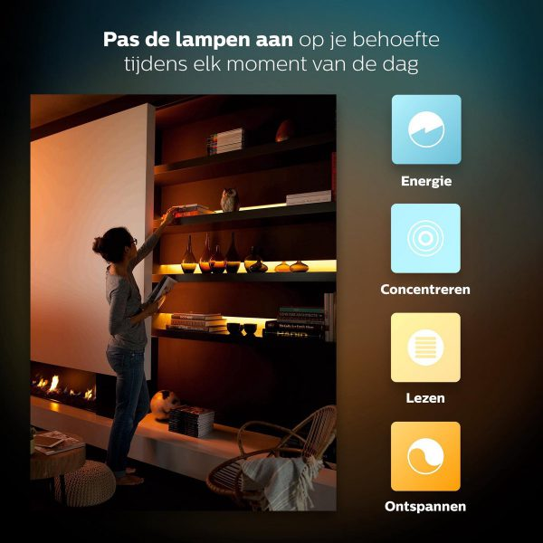 Phillips Hue Starterset E27 7